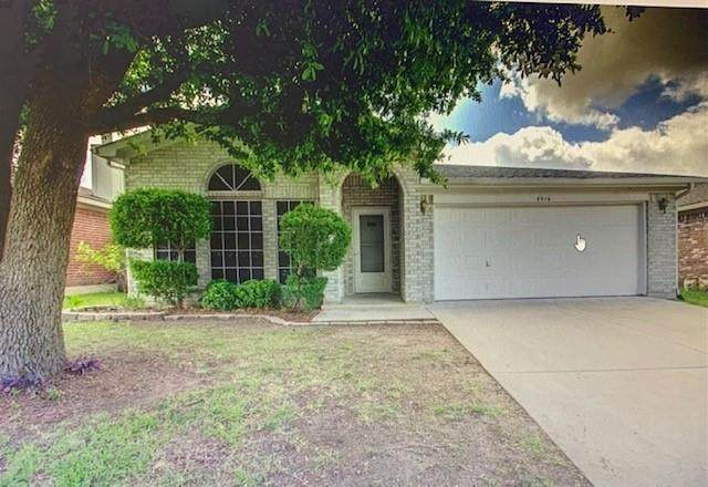 8016 Waterside Trail, Fort Worth, TX 76137 (MLS #14599816) :: Real Estate By Design