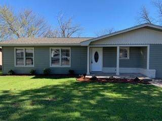 705 Odell Street, Cleburne, TX 76033 (MLS #14599924) :: Rafter H Realty