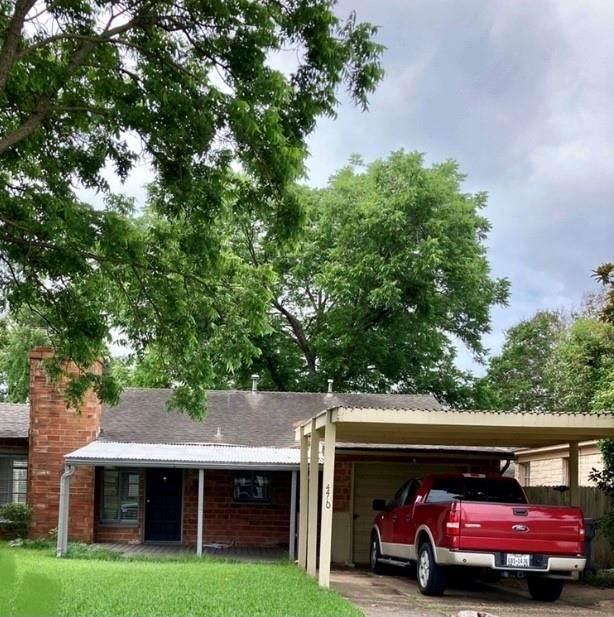 4410 Sexton Lane, Dallas, TX 75229 (MLS #14600061) :: HergGroup Dallas-Fort Worth