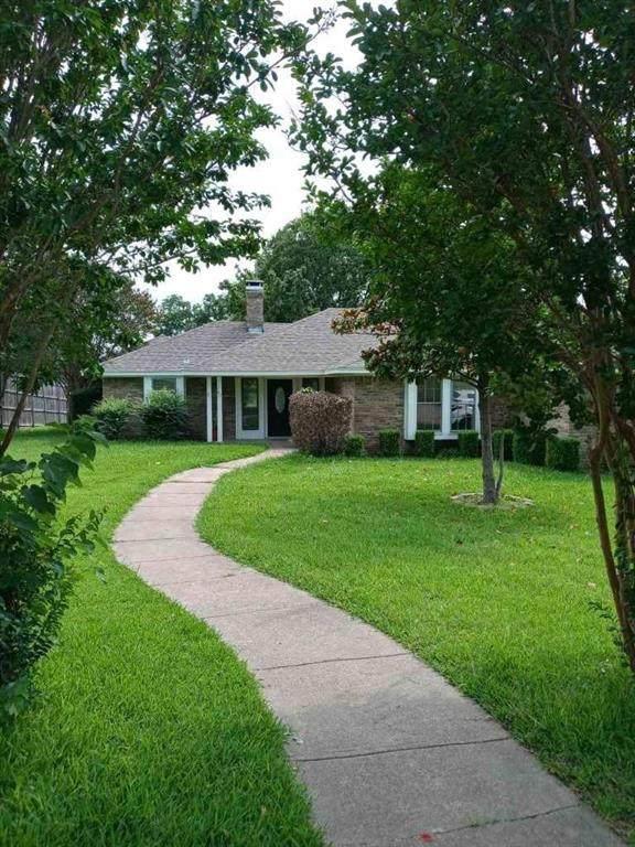 107 Becky Lane, Rockwall, TX 75087 (MLS #14600487) :: Real Estate By Design