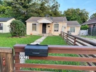 2322 Fordham Road, Dallas, TX 75216 (MLS #14600528) :: The Heyl Group at Keller Williams