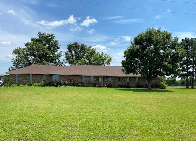 338 Farm Road 71 E, Sulphur Springs, TX 75482 (MLS #14601621) :: Team Tiller