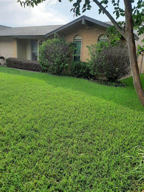 1011 Timberview Drive, Hutchins, TX 75141 (MLS #14601922) :: Real Estate By Design