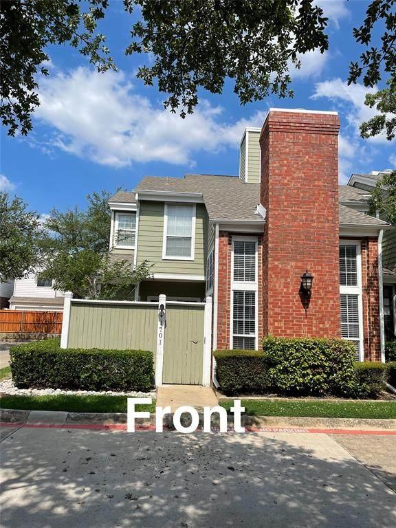 6220 Bentwood Trail #1701, Dallas, TX 75252 (MLS #14602029) :: Premier Properties Group of Keller Williams Realty