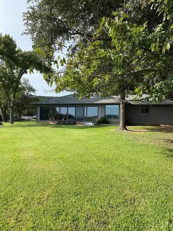 2681 Linley Road, Graford, TX 76449 (MLS #14602228) :: The Rhodes Team