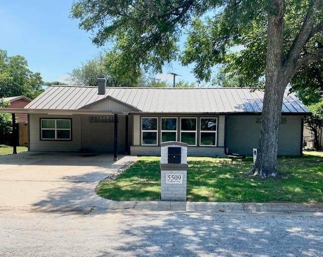 5509 Gilbow Avenue, River Oaks, TX 76114 (MLS #14602363) :: The Chad Smith Team