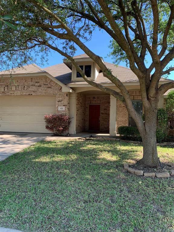 621 Kerry Street, Crowley, TX 76036 (MLS #14602496) :: Robbins Real Estate Group