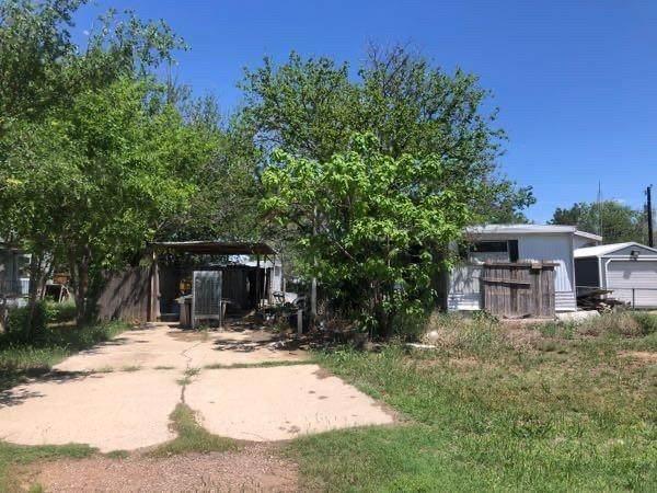111 Walleye, Howardwick, TX 79226 (MLS #14603063) :: Real Estate By Design