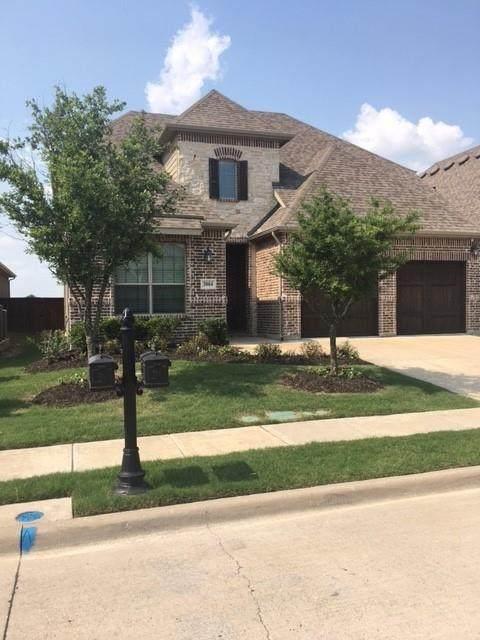 3004 Bold Ruler Road, Celina, TX 75009 (MLS #14603668) :: The Good Home Team