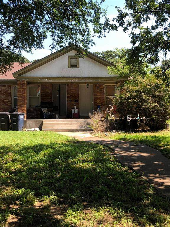 4831 Norma Street, Fort Worth, TX 76103 (MLS #14603762) :: DFW Select Realty