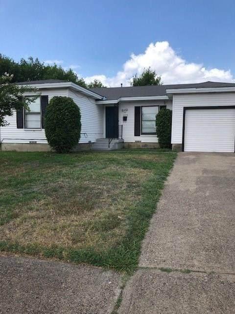 1113 Sylvan Drive, Garland, TX 75040 (MLS #14604005) :: 1st Choice Realty
