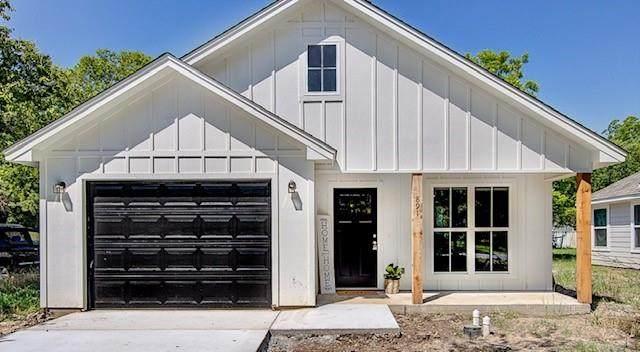 891 Chase Avenue, Cleburne, TX 76031 (MLS #14604421) :: RE/MAX Landmark