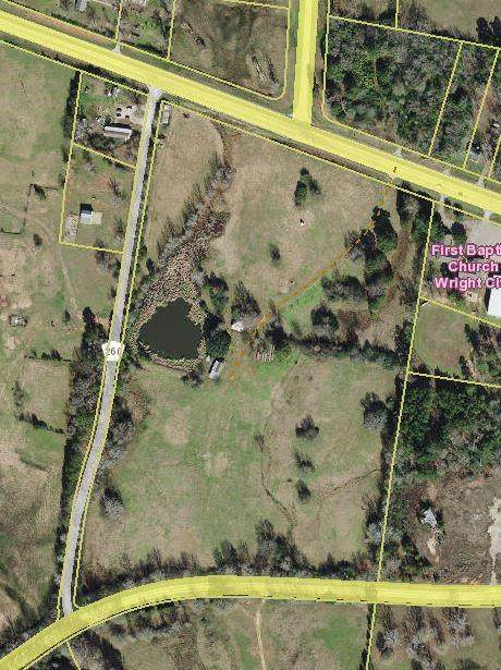 24670 E State Highway 64 E, Troup, TX 75789 (MLS #14604538) :: All Cities USA Realty