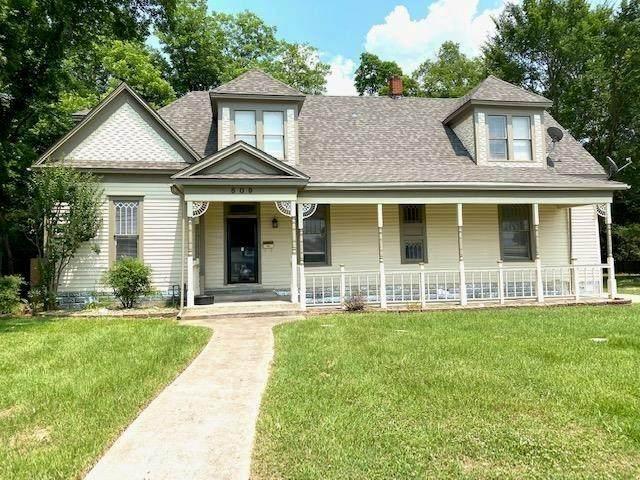 509 8th Street SE, Paris, TX 75460 (MLS #14604624) :: Real Estate By Design