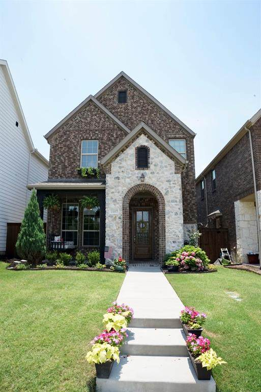 1057 N Liberty Parkway, Allen, TX 75013 (MLS #14605020) :: Robbins Real Estate Group