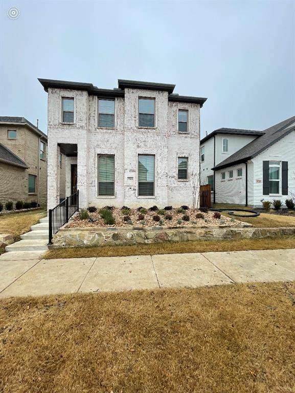 3743 Harvest Lane, Frisco, TX 75034 (MLS #14605048) :: 1st Choice Realty