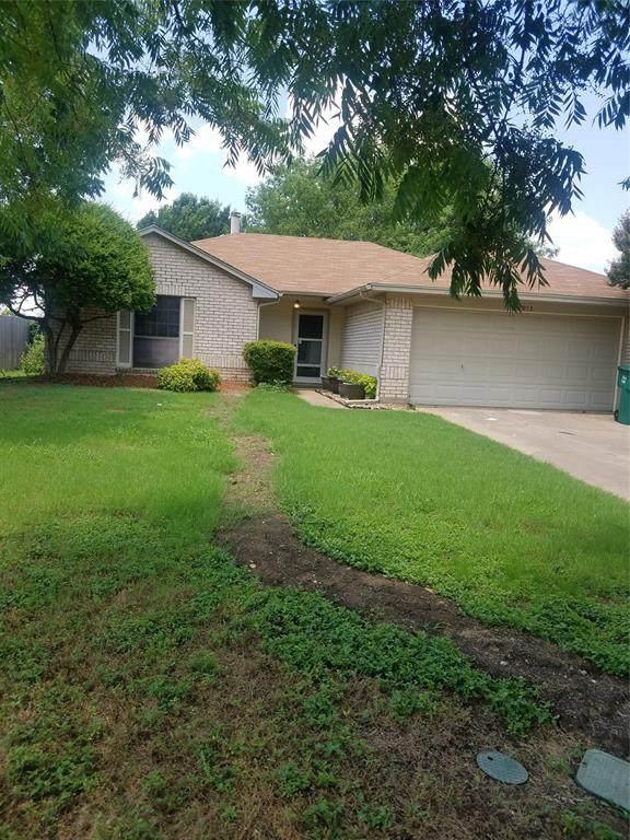 7912 Shadymeadow Drive, Fort Worth, TX 76123 (MLS #14605124) :: Team Hodnett