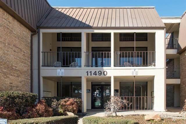 11490 Audelia Road #124, Dallas, TX 75243 (MLS #14605185) :: Front Real Estate Co.