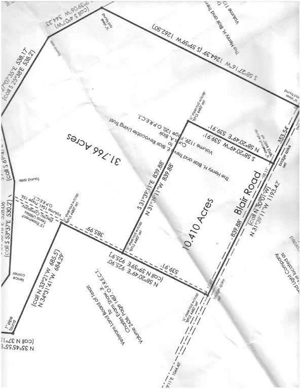 TBD Blair Road, Waxahachie, TX 75165 (MLS #14605298) :: Robbins Real Estate Group