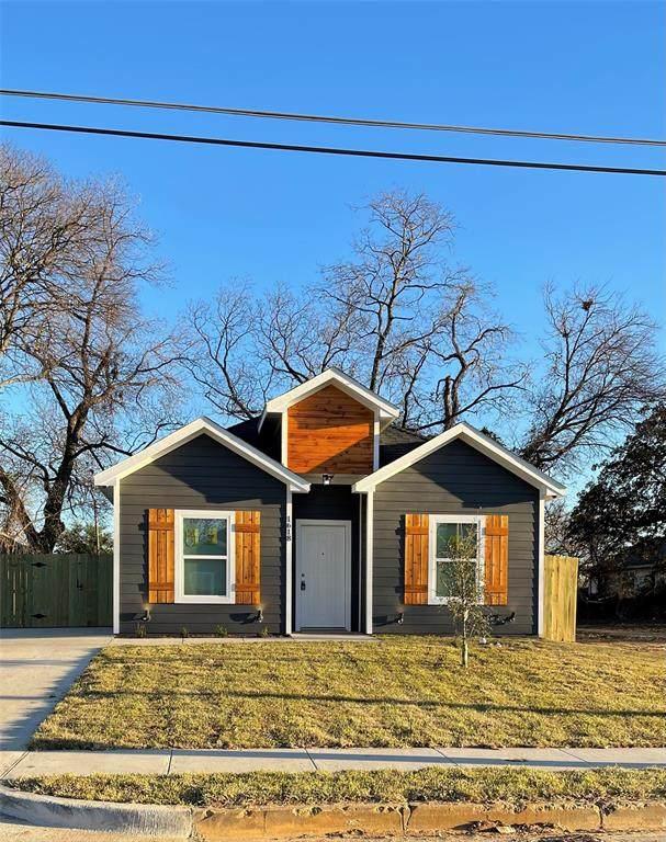 2629 Anderson Street, Dallas, TX 75215 (MLS #14605361) :: RE/MAX Pinnacle Group REALTORS