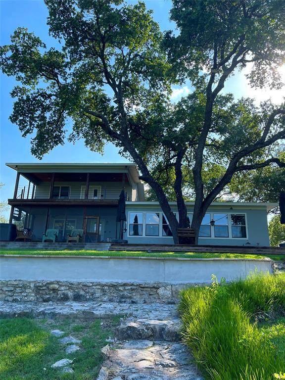 119 County Road 1740A, Laguna Park, TX 76634 (MLS #14605428) :: Wood Real Estate Group