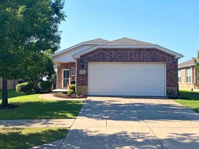 1296 Troon Drive, Frisco, TX 75036 (MLS #14605499) :: Lisa Birdsong Group | Compass