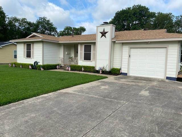 3321 Katrine Street, Fort Worth, TX 76117 (MLS #14605508) :: Front Real Estate Co.