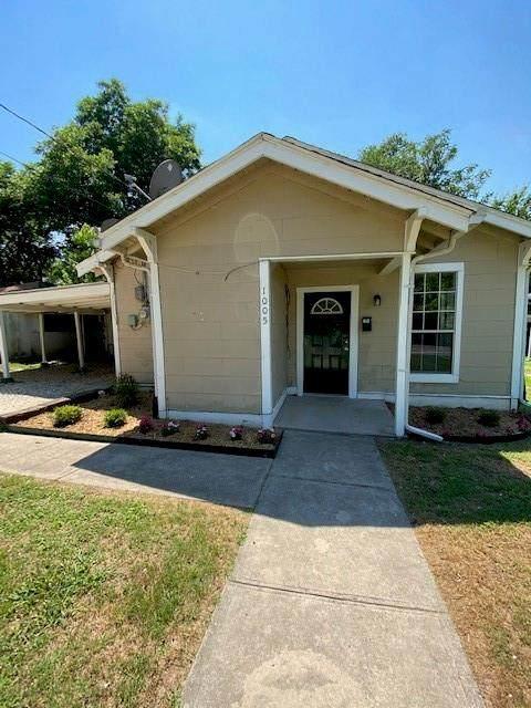 1005 Dodson Street, Gainesville, TX 76240 (MLS #14605605) :: Trinity Premier Properties