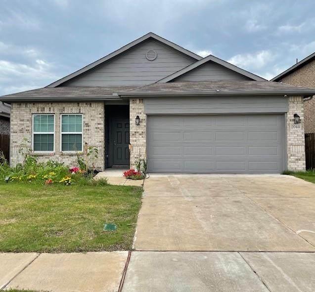 2048 Hartley Drive, Forney, TX 75126 (MLS #14605630) :: Feller Realty