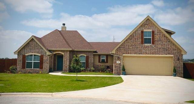 133 Lisa Lane, Tuscola, TX 79562 (MLS #14606525) :: ACR- ANN CARR REALTORS®