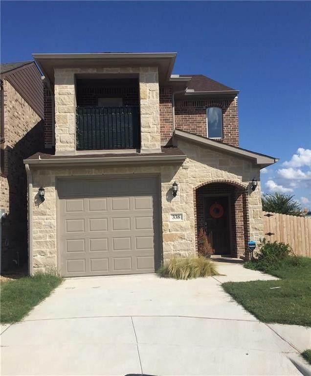 338 Austin Avenue, Wylie, TX 75098 (MLS #14606667) :: The Chad Smith Team