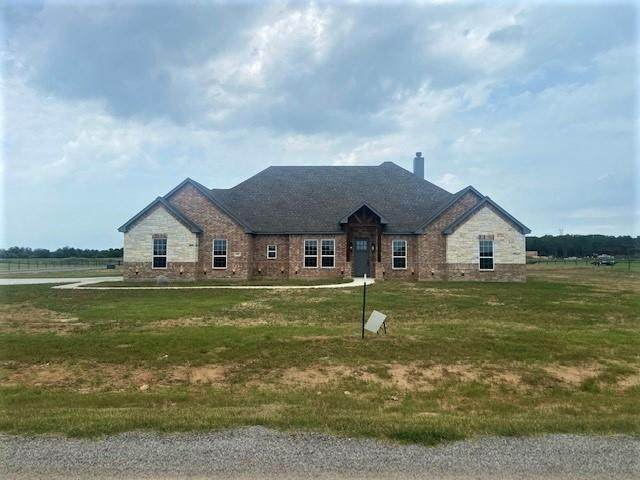 148 Katy Ranch Drive, Weatherford, TX 76085 (MLS #14607025) :: The Good Home Team