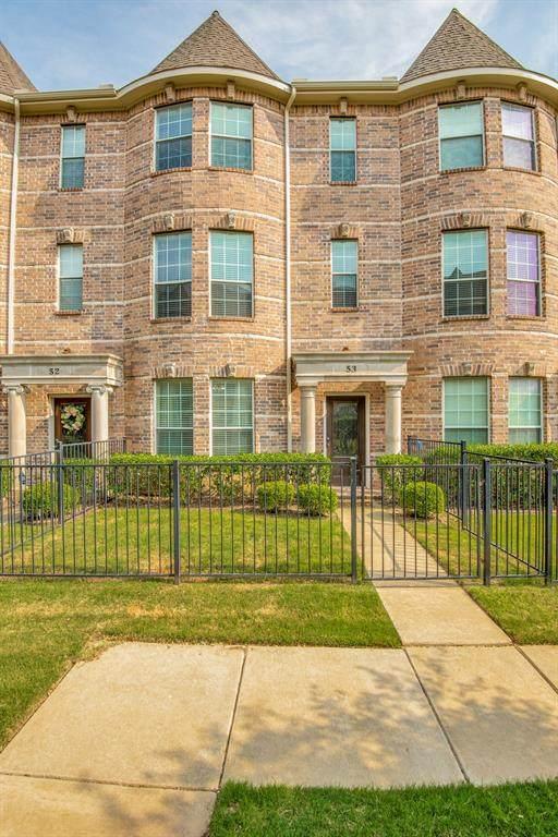 2500 Rockbrook Drive 4B-53, Lewisville, TX 75067 (MLS #14607766) :: Crawford and Company, Realtors