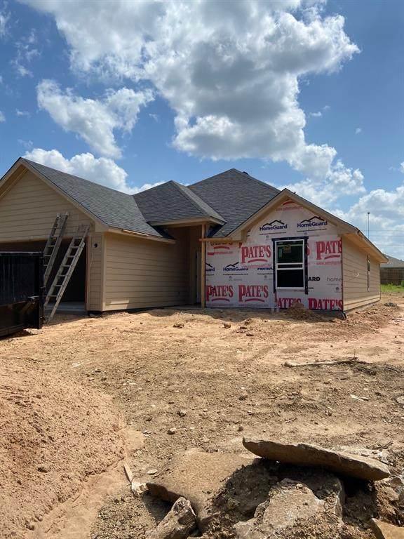 2607 Santiago Drive, Granbury, TX 76048 (MLS #14608056) :: The Property Guys