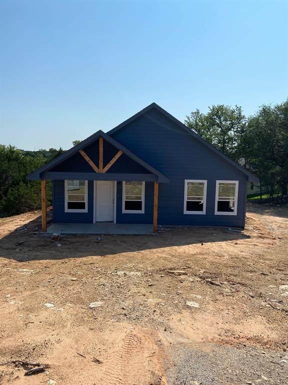 2604 Santiago Drive, Granbury, TX 76048 (MLS #14608124) :: The Property Guys