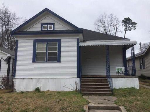 3128 Stonewall Street, Shreveport, LA 71109 (MLS #14608337) :: The Hornburg Real Estate Group