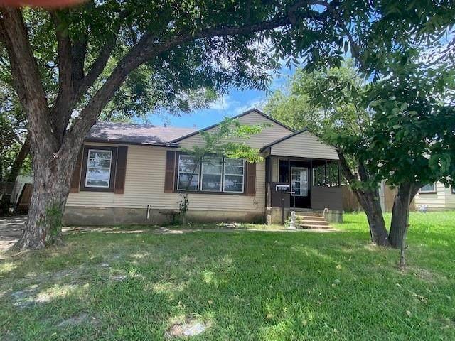 625 3rd Street, Grand Prairie, TX 75051 (MLS #14608387) :: The Great Home Team