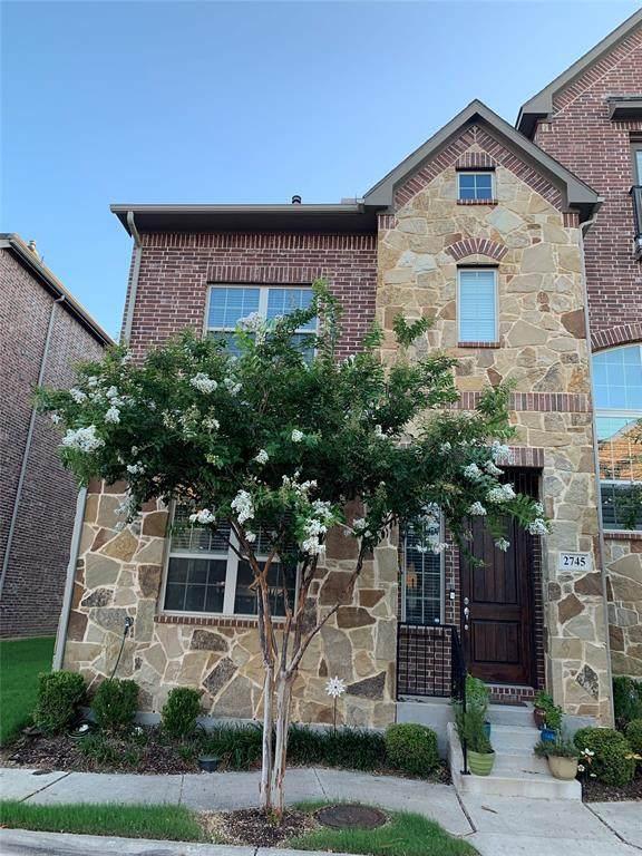 2745 Troutt Drive, Carrollton, TX 75010 (MLS #14608483) :: Real Estate By Design