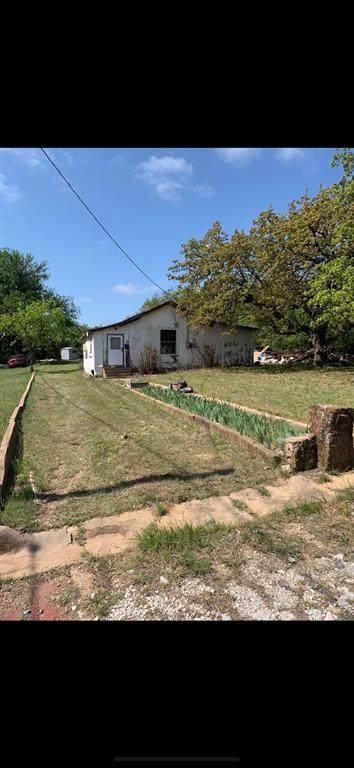 607 Elm Street, Ranger, TX 76470 (MLS #14609674) :: Crawford and Company, Realtors