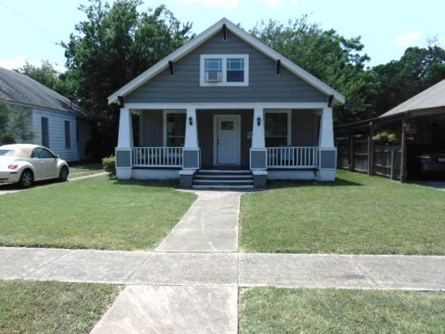 527 S Clinton Avenue, Dallas, TX 75208 (MLS #14610711) :: Wood Real Estate Group
