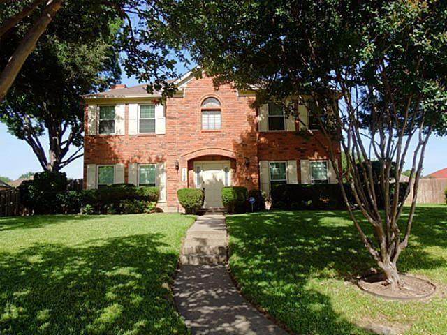 1104 Lexington Circle, Desoto, TX 75115 (MLS #14611544) :: RE/MAX Pinnacle Group REALTORS