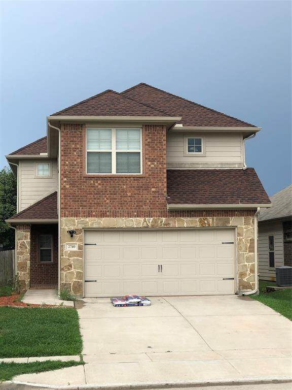 2740 Bretton Wood Drive, Fort Worth, TX 76244 (MLS #14611707) :: Rafter H Realty