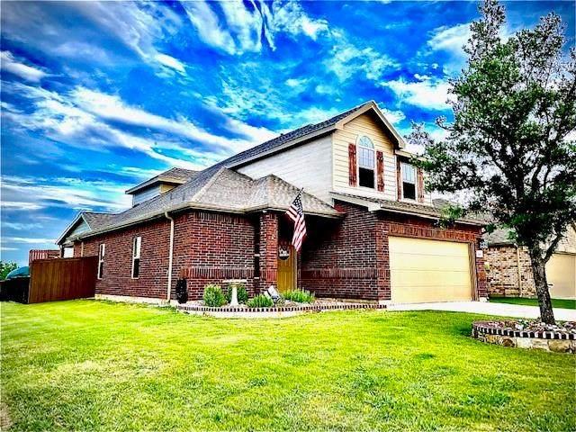 1101 Kachina Lane, Fort Worth, TX 76052 (MLS #14611926) :: The Mitchell Group