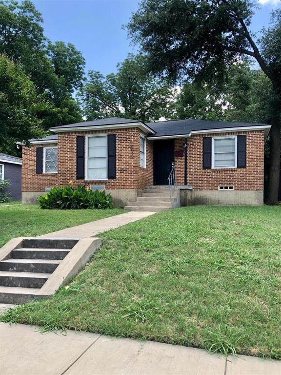 2617 Calvin Street, Dallas, TX 75204 (MLS #14612328) :: All Cities USA Realty