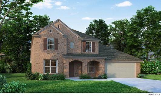 7545 Switchwood Lane, Fort Worth, TX 76123 (MLS #14613999) :: Real Estate By Design