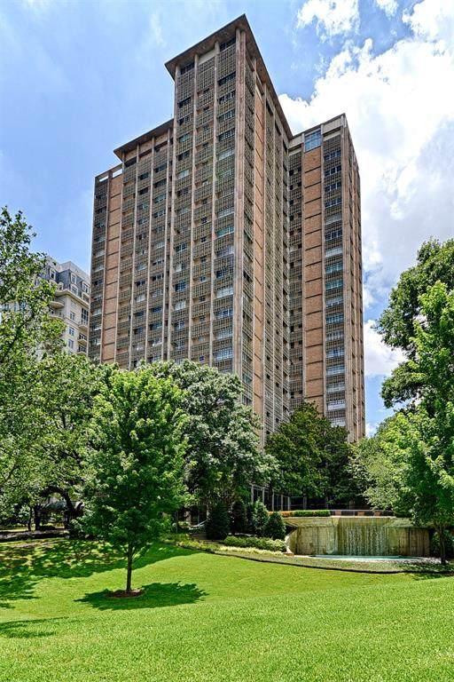 3525 Turtle Creek Boulevard 14AE, Dallas, TX 75219 (#14616936) :: Homes By Lainie Real Estate Group