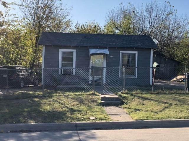 3109 Ellis Avenue, Fort Worth, TX 76106 (MLS #14617405) :: Real Estate By Design