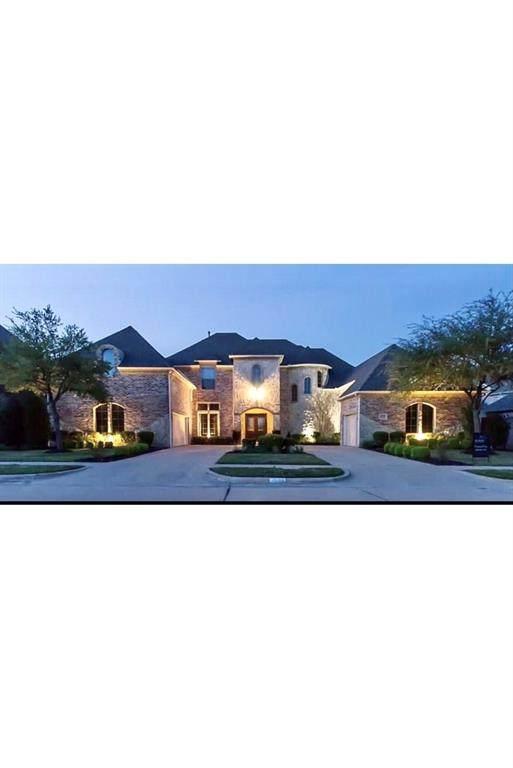 2588 W Creek Drive, Frisco, TX 75033 (MLS #14619239) :: NewHomePrograms.com