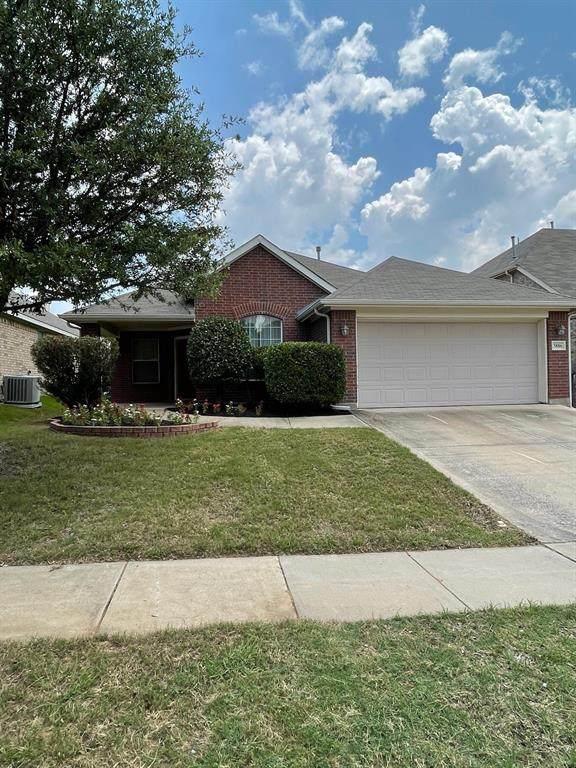 3816 Denridge Lane, Fort Worth, TX 76262 (MLS #14619554) :: Wood Real Estate Group