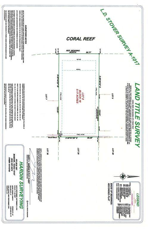 00 Coral Reef Street, Gun Barrel City, TX 75147 (MLS #14620671) :: Real Estate By Design